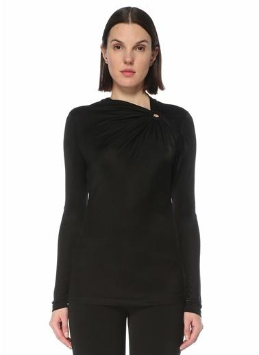 Etoile Isabel Marant Isabel Marant  Drapeli Bluz 101623709 Siyah